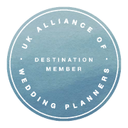 UK Alliance of Wedding Planners - Destination Member