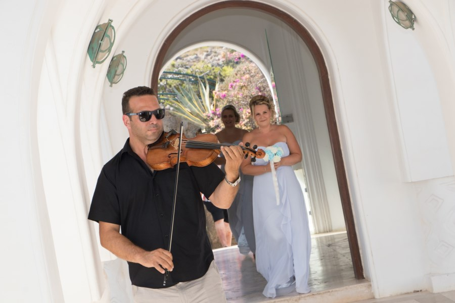 Wedding Entertainment Rhodes