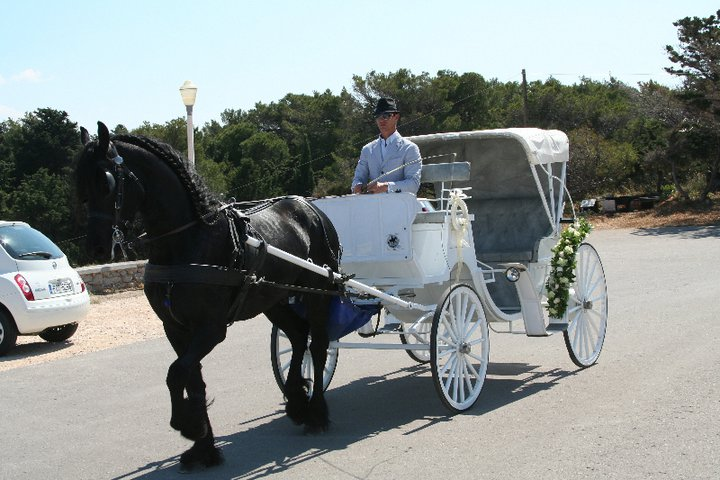 Wedding Transport Greece