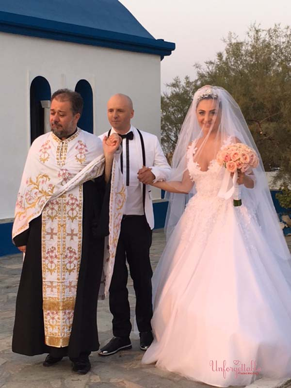 Wedding Venue Rhodes: Agios Apostolos