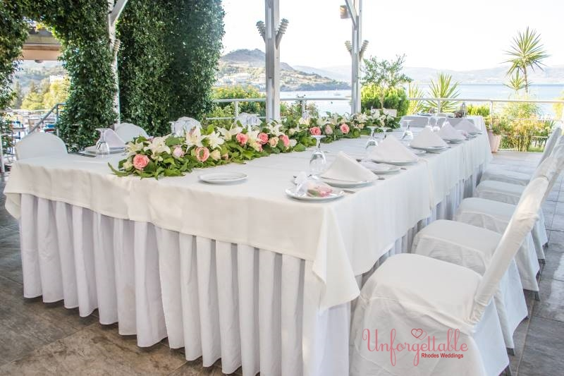 Wedding Venue Lindos: Lindian Jewel