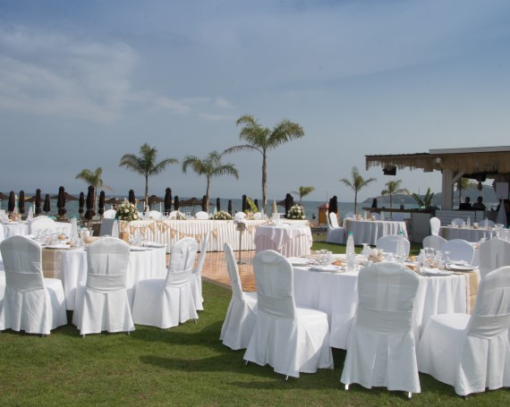 Ammades Rhodes wedding reception venue